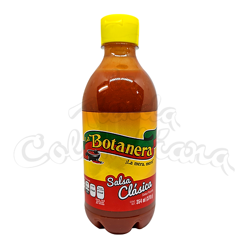 Salsa Botanera mexican products in new zealand