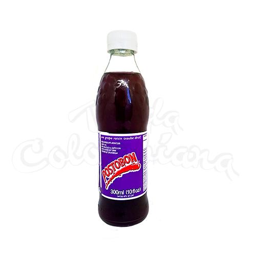 Grape flavored soda (Uva Postobon) - 300ml