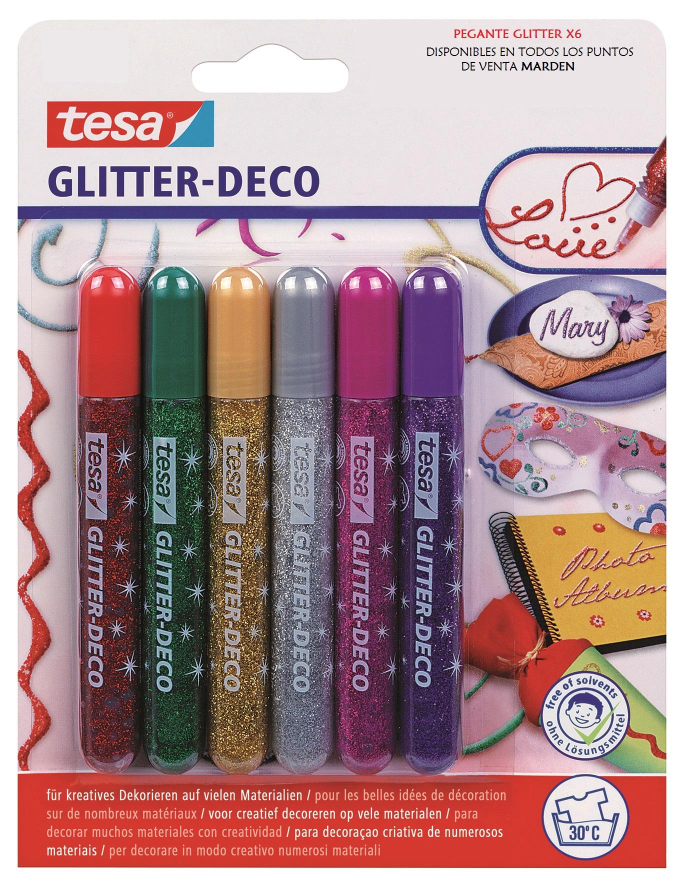 Glitter Deco TESA