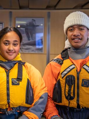 Antarctic trip stimulates youth leadership