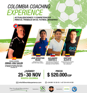 Colombia Coaching Experience