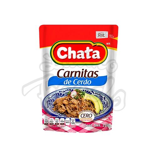 Carnitas de Cerdo Chata - 220gr