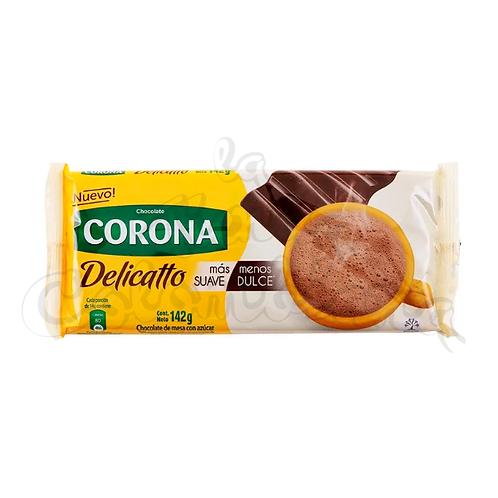 Hot Chocolate Low Sugar Chocolate Corona Bajo en Azucar 142g