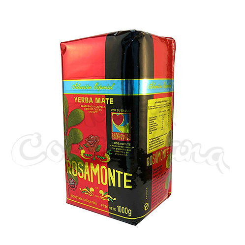 Yerba Mate Rosamonte in NZ from Argentina