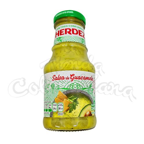 Guacamole Sauce Herdez - 240gr