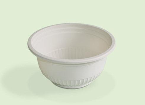 Bowl 12 oz de plastico biodegradable en Cali Colombia