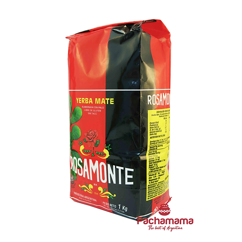 Yerba Mate - Rosamonte Normal From Argentina in New Zealand