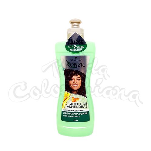 Konzil Styling Cream Curly Hair Crema para peinar cabello crespo in NZ