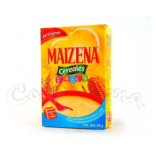 Cereal for Babies Cereal para Bebes Maizena 280g in NZ