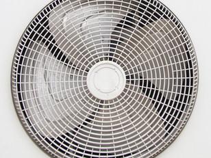 It's Hot! We Need Fans