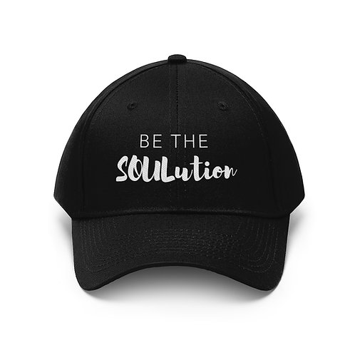 Be The SOULution Dad Hat