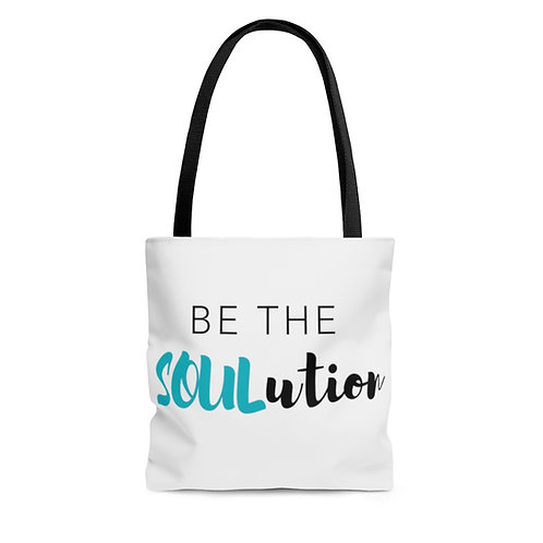 Be The SOULution Tote Bag