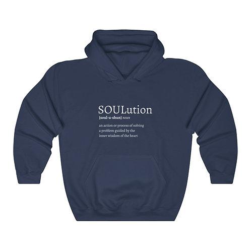 TEAM SOULutions Hooded Sweatshirt