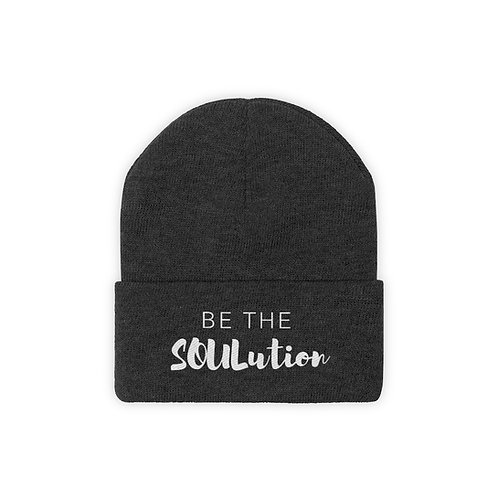 Be The SOULutions Beanie