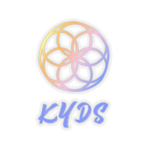 KYDS Kiss-Cut Stickers