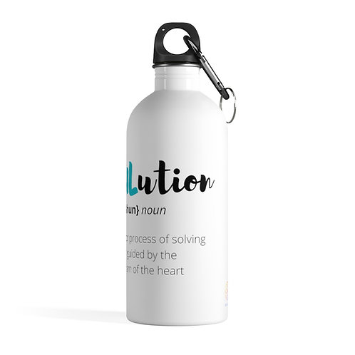 Define SOULution Stainless Steel Water Bottle