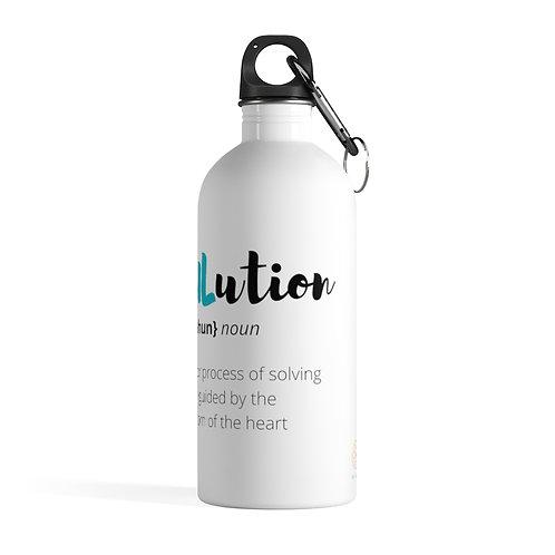 TEAM SOULution Stainless Steel Water Bottle