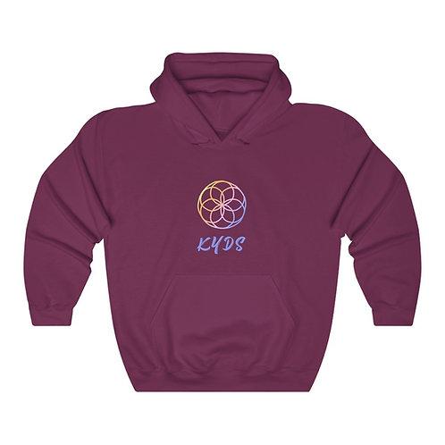 Team KYDS Logo Unisex Heavy Blend™ Hooded Sweatshirt