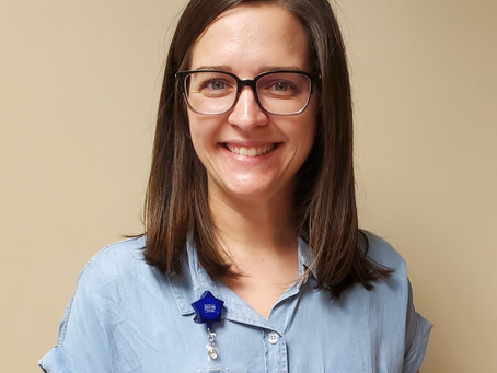 Team Spotlight: Jacqueline Wells, DPT