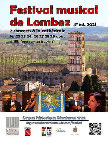 Festival musical de la cathédrale de Lombez du 22 au 29 août 2021 A5 recto.jpg
