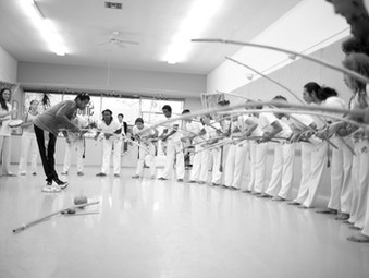 Music & Capoeira - Music inspires learning.
