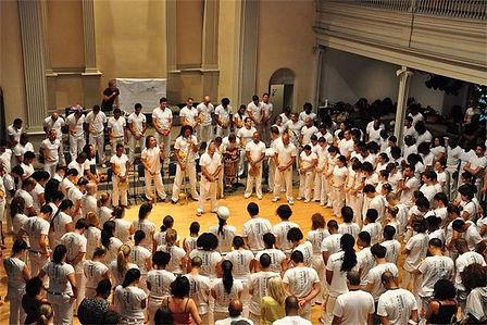 A tribute to unforgetable Aladim at Capoeira Luanda New York