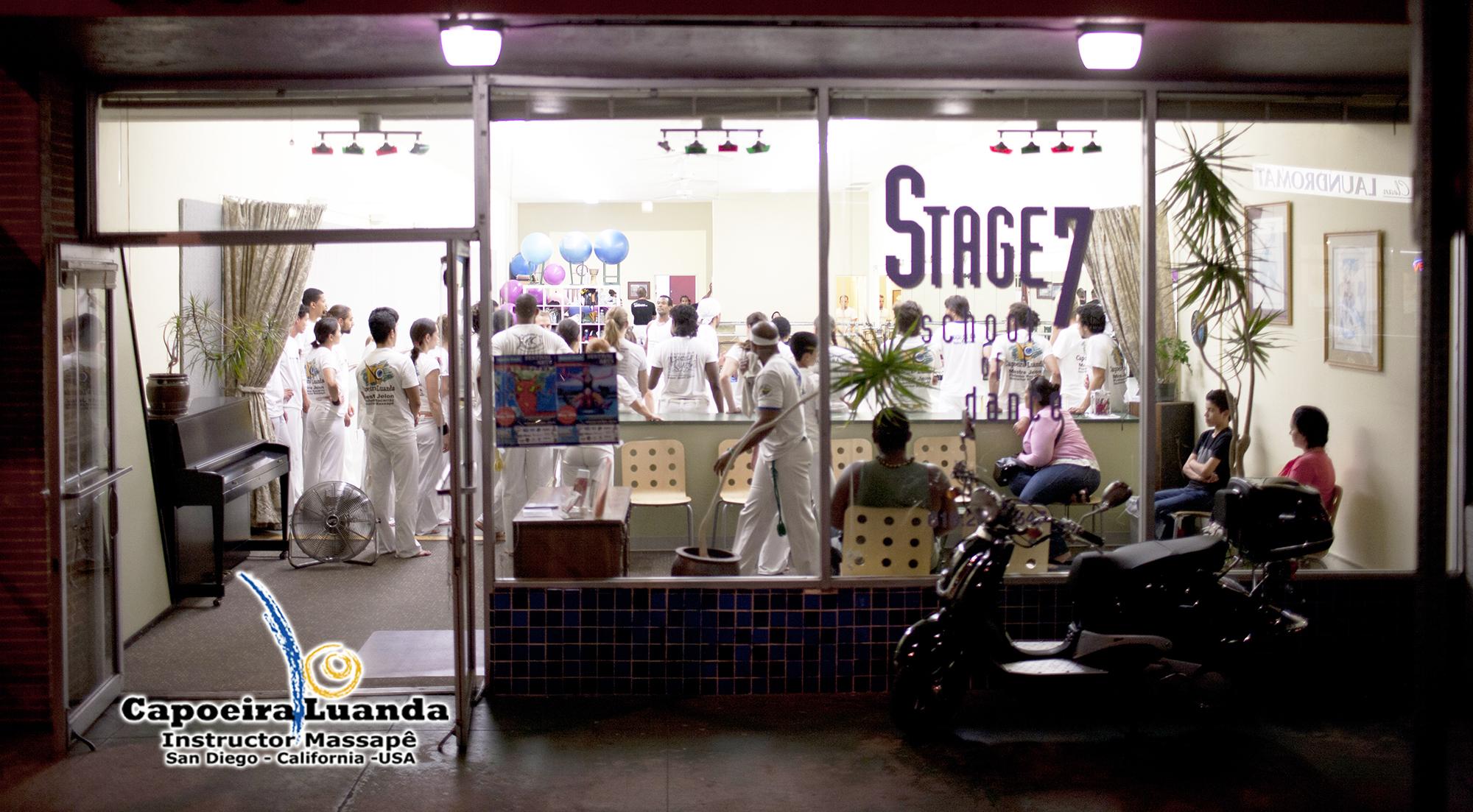 Capoeira Luanda San Diego Studio