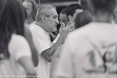 Mestre Jelon Vieira at Capoeira Luanda San Diego