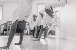 Capoeira Luanda San Diego Kids