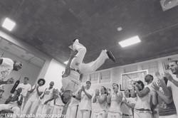 Professor Nego Capoeira Luanda Vegas