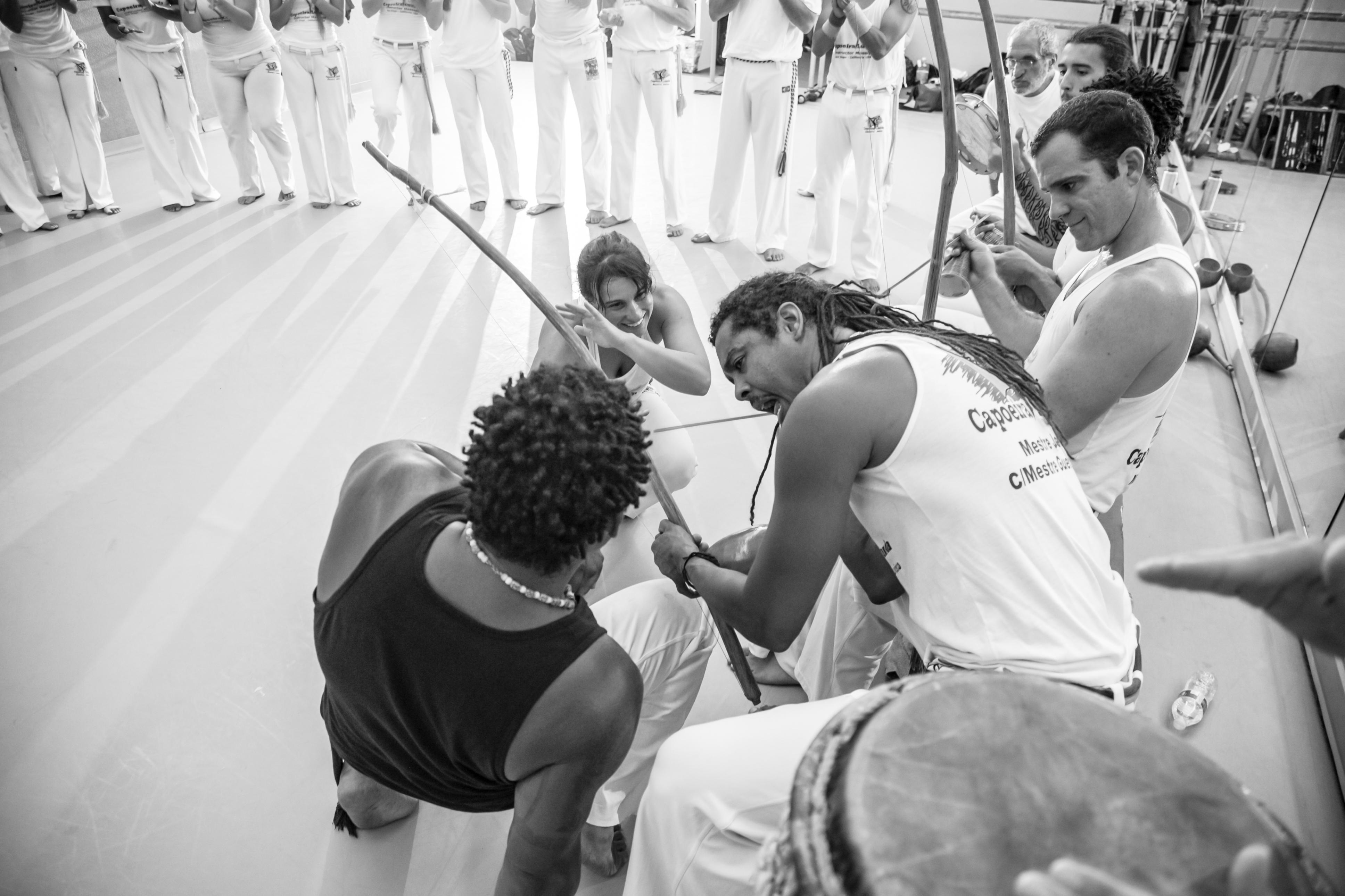 Capoeira Luanda San Diego Roda