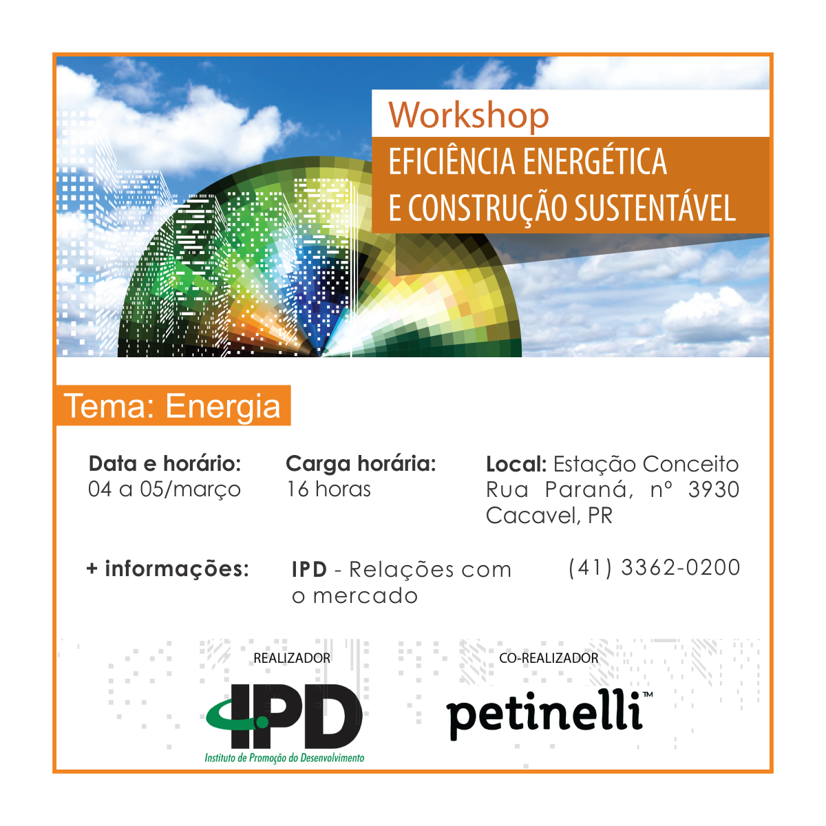 Workshop Petinelli
