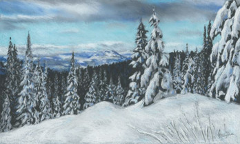 """""""View from Sovereign""""  (sold)"""