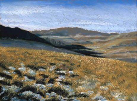 """""""Ranchland Memories"""" (sold)"""