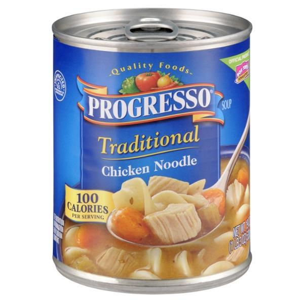 Progresso Soup starter