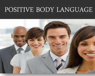 Improve your image & body language with better self confidence through these simple steps.