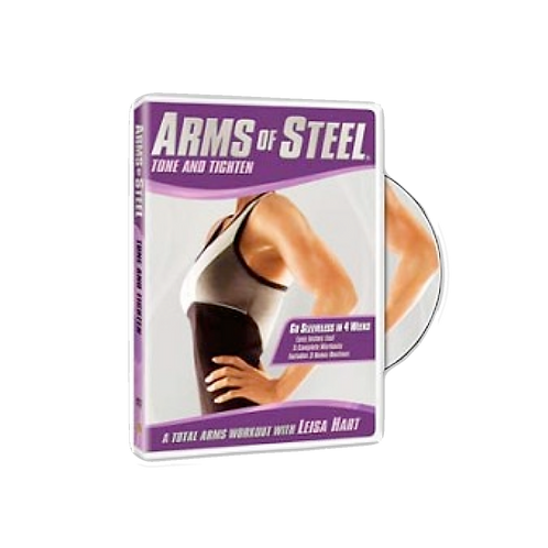 Arms of Steel: Tone & Tighten