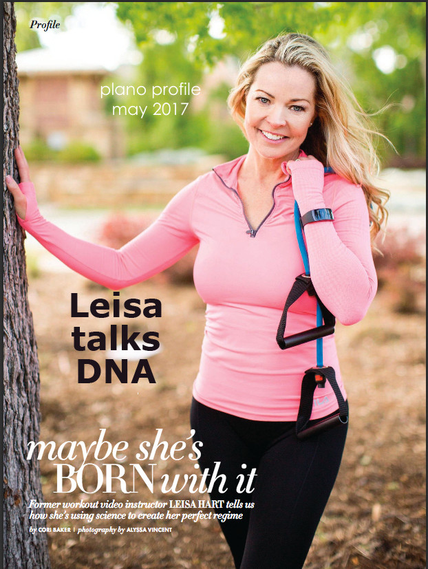 DNA - THE KEY TO YOUR FITNESS GOALS