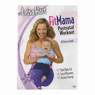 Leisa Hart's Fit Mama Prenatal workout video