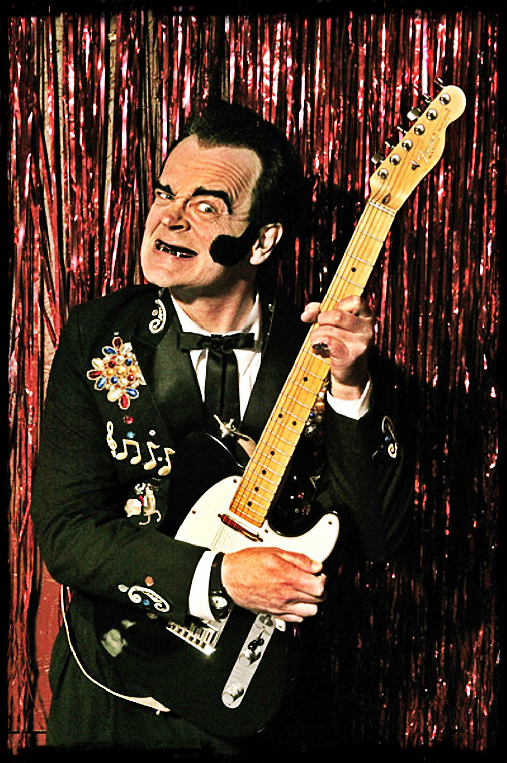 The King of Country Western Troubadours, Unknown Hinson.