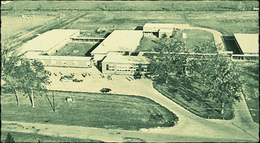 Ware County High School, 1971
