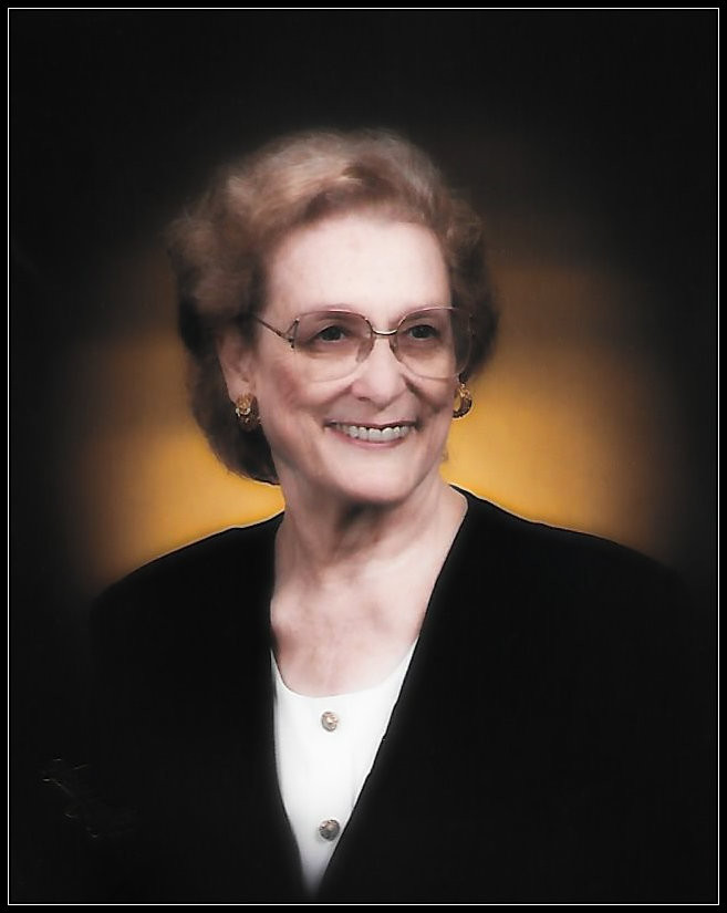 Evelyn White McLeod, early 90s