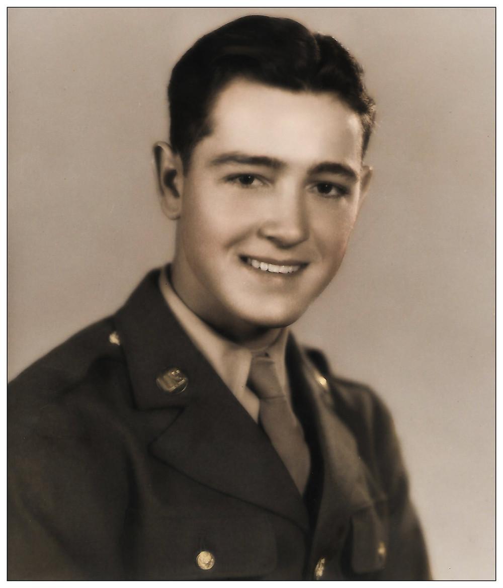 Joseph Robert Griffin.  April 1946, St. Louis, Missouri