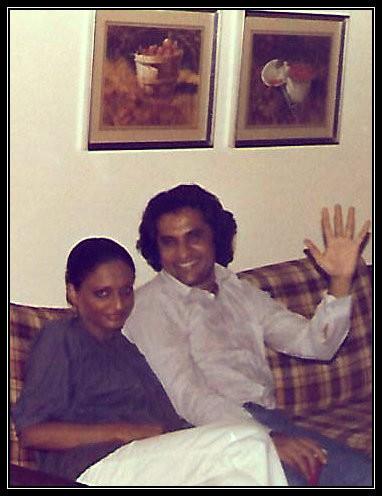 Akhtar and Samina Sattar.  Valdosta GA, 1979