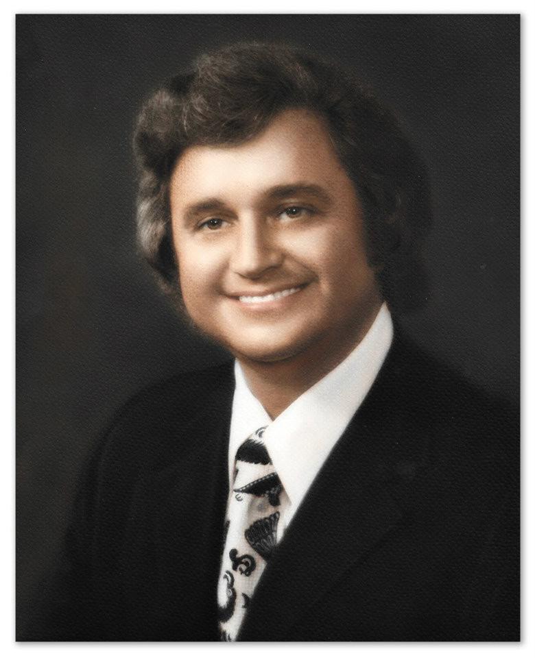 Herbert Gilstrap, former manager of the Man O' War Lounge, Augusta GA.