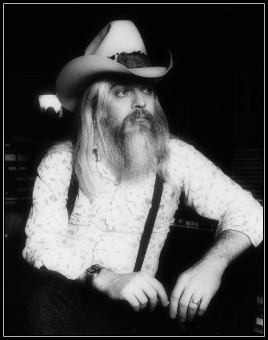 The Master of Space and Time, Leon Russell