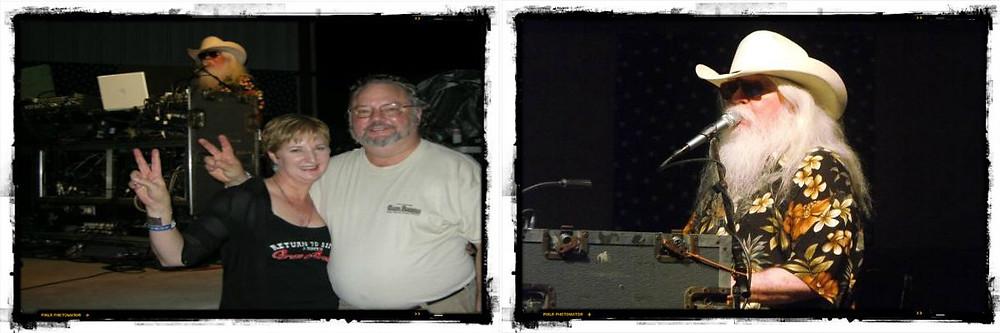 Leon, Lorene Flanders, Paul Campbell, 12th Annual Gram Parsons Guitar Pull, 2009