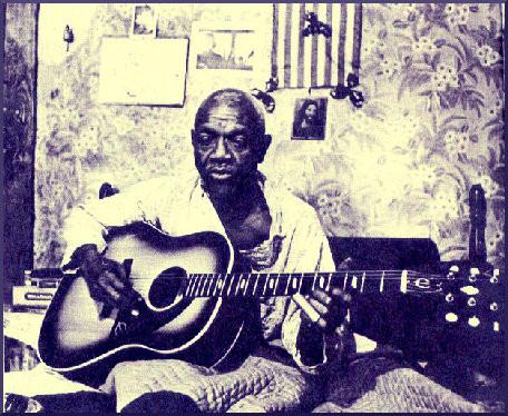 Memphis bluesman Furry Lewis