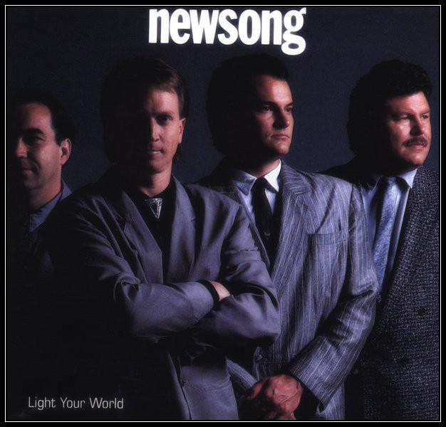 NewSong, 1989.  L-R: Billy Goodwin, Eddie Carswell, Bobby Apon, Eddie Middleton.