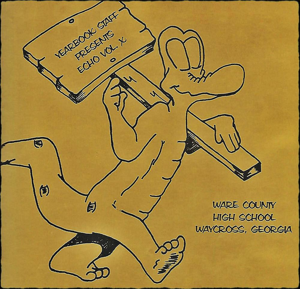 Albert Alligator, WCHS Official Mascot